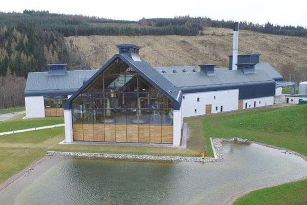 Chivas Brothers Dalmunach Distillery UK