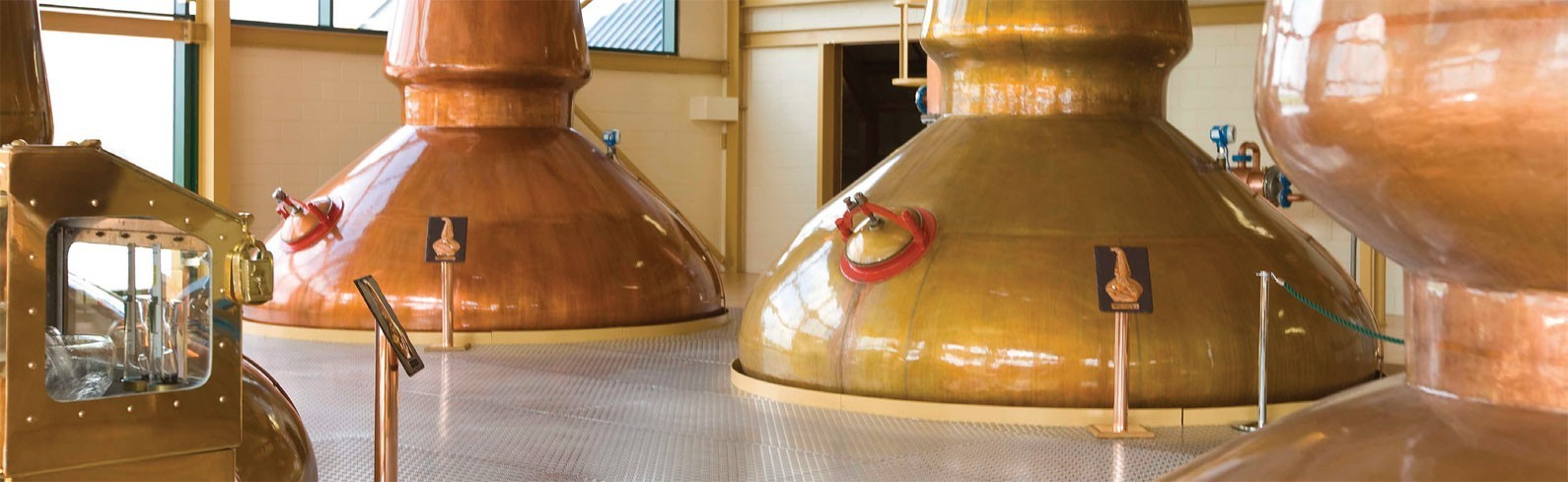 Chivas Brothers The Glenlivet Distillery