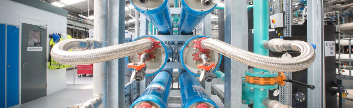 Nano Filtration Reverse Osmosis - Cucina RO 4