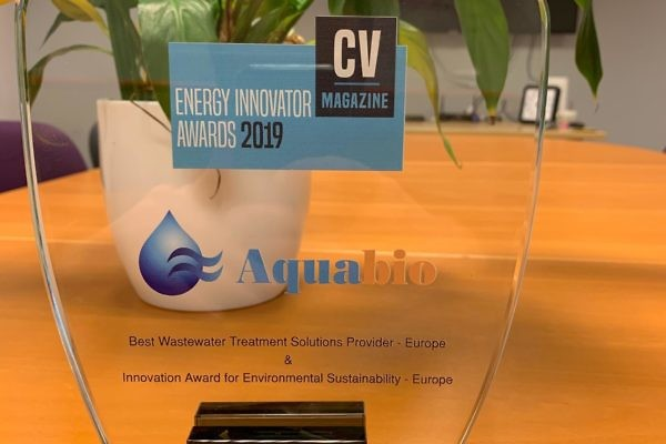 Aquabio SME Award